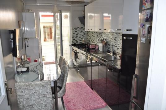 Avcılar Cihangir Yeni Bina 2+1 105m2 Ara Kat Satılık Daire - Banyo
