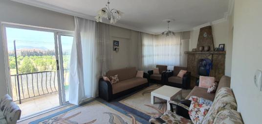 KARİA EMLAK'TAN DALAMAN EGE MAHALLESİNDE SATILIK 2+1 DAİRE - Salon
