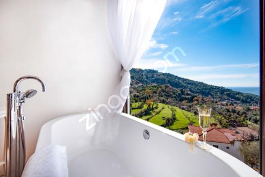 Fethiye Faralya'da Satılık Butik Otel - Banyo
