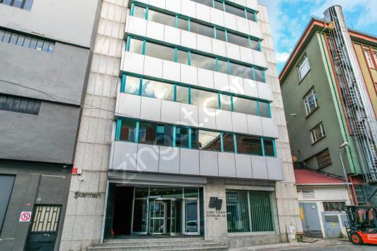 Satılık Komple Bina Sarıyer 5800 m2 Maslak Levent - Dış Cephe