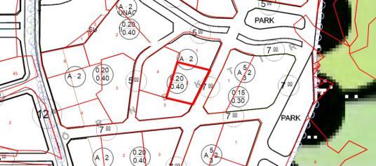 ADRES EMLAK - BOZBURUNDA FULL DENİZ MANZARALI İMARLI 529m2 ARSA - Harita