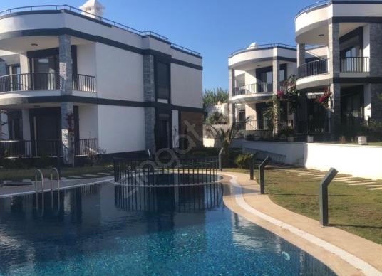 Bodrum Turgutreis'de Plaja 50m Mesafedeki Yeni Site içinde  2+1 - Yüzme Havuzu