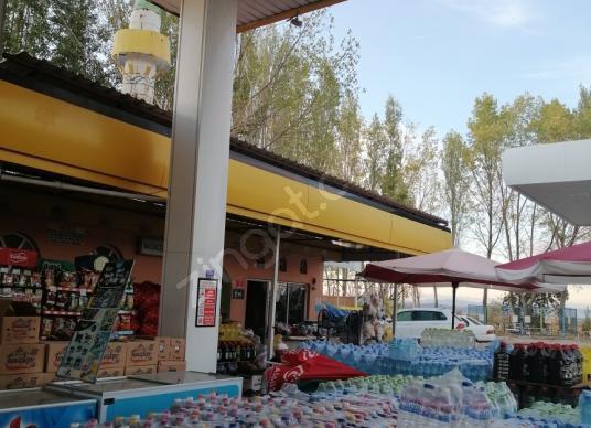 Kızılören Ekinova Köyü'de Satılık Akaryakıt İstasyonu - Açık Otopark