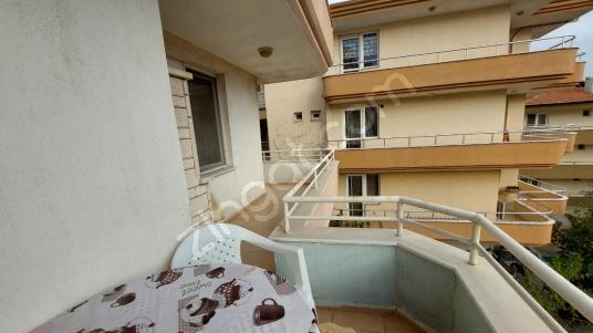 AYVALIK ALİ ÇETİNKAYA'DA 3+1 KALORİFERLİ DAİRE - Balkon - Teras