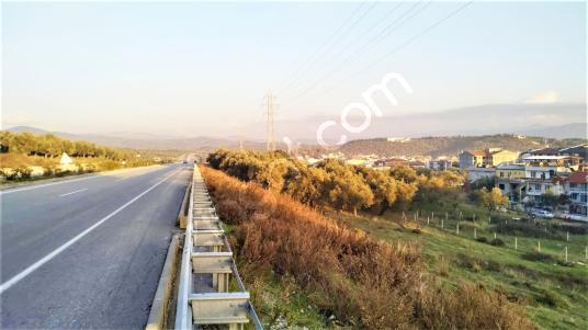 EDREMİT HEKİMZADE MAHALLESİ'NDE 510 m2 İMAR DURUMU ÇOK İYİ ARSA - Arsa