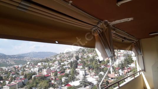 FA EMLAK'TAN MUHTEŞEM GÖZNE MANZARALI SATILIK DAİRE - Balkon - Teras