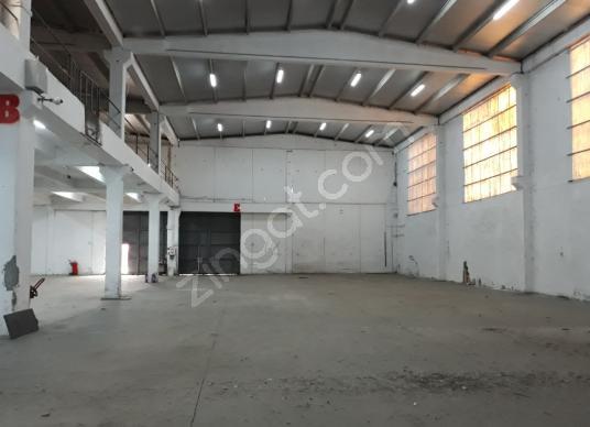 TUZLA ORHANLI 3 RAMPALI 1 DÜZ GİRİŞLİ 5500 M2 FABRİKA VEYA DEPO - Kapalı Otopark