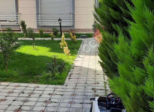 Burhaniye Ören'de Satılık 3+1, Doğalgazlı Dubleks - Bahçe