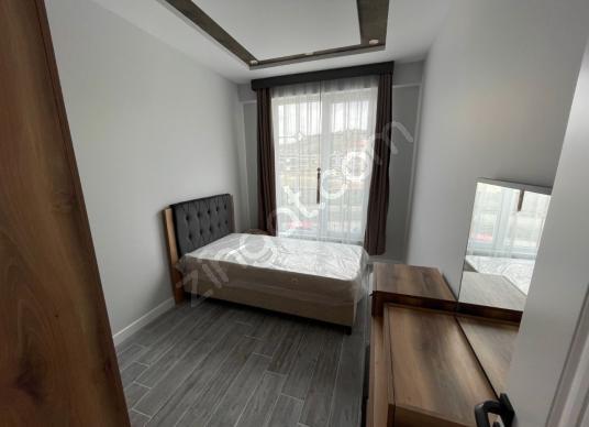 UYDUKENTTE NİKO OKULUNA YAKIN 1+1 EŞYALI DAİRE - Yatak Odası